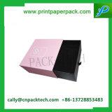 Настраиваемые печать за бумаги ручной работы и крышки лотка ящики расширений волос на упаковке продукта футболка шоколад косметической упаковки Подарочная упаковка