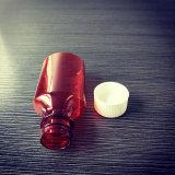 Bouteille de liquide en plastique de la médecine Child-Resistant Cap