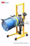 Einstufen-Ausgerüstete hydraulische Trommel Pourers mit Handmanuell Umdrehung Da450-1