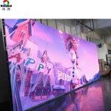 Stade de l'intérieur P3.91 3840 Hz Ecran LED de la publicité (500*500mm)