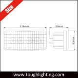 LED車ライト5.5インチ20Wの正方形のクリー族LEDの洪水ライトランプ