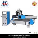 CCD-Kamera Flachbett-CNC-Form-Ausschnitt-Maschine 1325