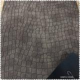 단화를 위한 매트 Yangbuck 패턴 실내 장식품 PU 가죽