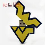 OEMのブランドの卸し売りカスタム別の形USBのフラッシュ駆動機構