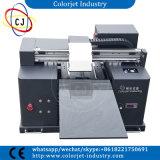 Cj-L1800UV A3 크기 6 색깔 전화 상자 UV 평상형 트레일러 인쇄 기계