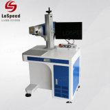 Laser die van de Luchtkoeling van de Controle van de laser De UV Purpere Machine voor Polymeren merken