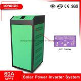 Os SPS3118c 1kVA/800W de saída de onda senoidal pura forma de onda Inversores de Energia Solar