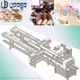 Автоматическая подача продовольствия и упаковочные линии для полупроводниковых пластин, шоколад