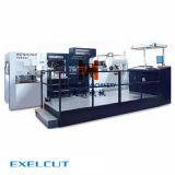 Fleuret Wenhong automatique de l'Estampage et machine de coupe (105SF)