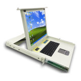 Haute luminosité 23,1 pouces écran LCD robuste industrielle