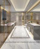 De witte Marmeren Tegels van het Lichaam van de Kleur Volledige voor Hotel