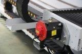 3 centro di macchina resistente di CNC Bt40 dell'alluminio di asse