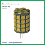 PWM Dimmable G4 LED Abwechslung Lamp/12V/6With540lm