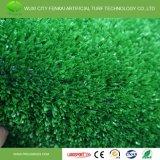 安い価格の緑の壁は人工的な草の泥炭を飾った