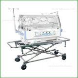 Incubatrice infantile di trasporto di cura del bambino dell'ospedale FM-7000 gestita da Micro-Computer