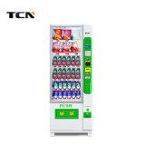 Tcn Vente chaude collation et une boisson automatique machine distributrice