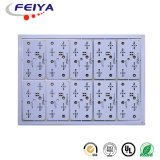 Recto carte de circuit d'aluminium PCB PCB d'éclairage LED Service avec RoHS