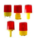 Indicatore luminoso di segnale senza fili solare di sicurezza stradale della costruzione di strade del LED