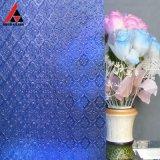 Vetro ultra chiaro di arte di vetro di reticolo con il vetro di reticolo di Nashiji
