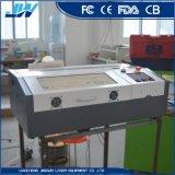 Mini 50W лазерная гравировка оборудование и машины для резки бумаги