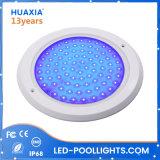 AC12V ultra mince LED étanches IP68 pour la piscine d'éclairage extérieur
