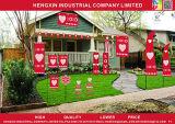 Casa e Jardim decoração para 2021 Valentine