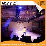 Pantalla de visualización de interior de fundición a presión a troquel a todo color de alquiler de LED P4.81 de la fábrica de China