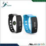 D'usine temps réel en gros de production directement contrôlant la longue durée de vie de coeur de taux de bracelet de bracelet intelligent de sport