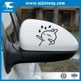 Étiquette adhésive de collant de corps de moto de véhicule