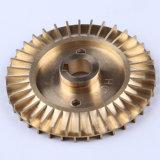 Rotor en laiton aggloméré par densité de Hight pour la norme de Mpf