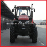125HP аграрный трактор, четырехколесный трактор фермы (KAT 1254)