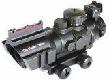 ベクトル光学ゴリアテ4X32戦術的でコンパクトなRiflescopeのファイバー。 223視力