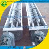 Flexible gewundene Schrauben-Förderanlage für Korn oder Kalk