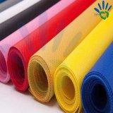 Boîte de rangement imprimée de tissu multicolore de tissus non tissés PP Spunbond