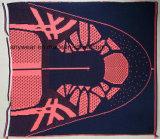 Het nieuwe Geweven Bovenleer van de Stof van de Jacquard van de Manier Flyknit voor de Schoenen van Sporten