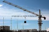50mのジブが付いているQtz50 (TC5008)中国4tのタワークレーン
