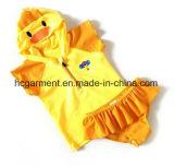 수영복, 아기 수영 착용을 만드는 만화 의류