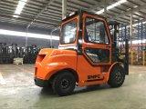 De Diesel van Snsc 3t Vorkheftruck van de Cabine