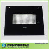 Oven Door (台所機器)のための3-10mm Tempered Printing Glass Panel