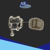 Orthodontischer zahnmedizinischer Industriegebiet-Selbst-Verbindenmetallhalter mit Qualität