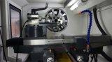 합금 변죽 바퀴 CNC 선반 바퀴 수선 기계 가격 Wrm28h