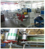 Máquina de colocação de correias plástica da produção da faixa do animal de estimação