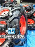 트랙터는 트랙터 타이어 농업 내부 관 7.00-12를 분해한다