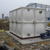 Haltbares gebräuchliches speicher-Wasser-Becken der Isolierungs-FRP Plastik