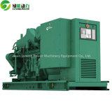 Ensemble de générateur de gaz naturel à courant électrique 70kw refroidi par eau
