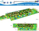 Grande campo da giuoco dell'interno per i capretti (H14-00721)