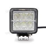"""3 """" 18W LED ausiliario 4X4 fuori dall'indicatore luminoso di funzionamento della strada"""