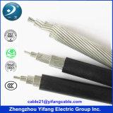 Câble standard de noyau des frais généraux 4 de N-F avec le conducteur en aluminium