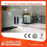 Hohes Vakuum PVD, das System für Plastik-/Verdampfung-Vakuumbeschichtung-Maschine metallisiert