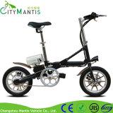 Bicyclette électrique à petite vitesse de petite roue à grande vitesse de 14 pouces 36V
